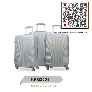 Cheap Plastic ABS Travelling Bag (KRQ2035) pictures & photos