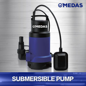 350 Watt Submersible Water Pump with Plastic Impeller pictures & photos