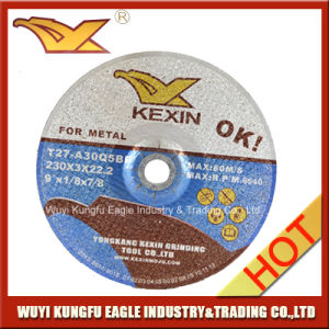Abrasive Grinding Wheel Grinding Disc for Metal pictures & photos