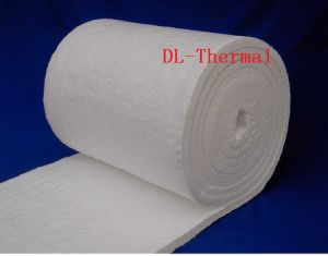 Bio-Soluble Ceramic Fiber Blanket Forinsulation Crude Heater Linings