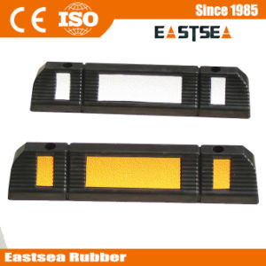 Strong Lightweight Road Protection Car Rubber Parking Bumper pictures & photos