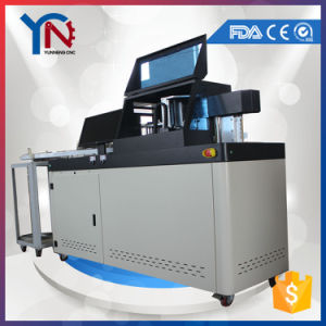 Automatic Bending Machine Resin Letter LED Signboard Logo with LED Strips pictures & photos