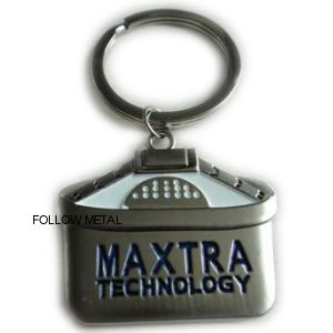 Customized Keychain for Christmas Day with Shoes Logo pictures & photos