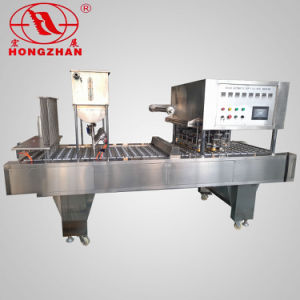 Mineral Water Cup Filling and Sealing Machine pictures & photos