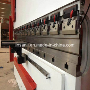 Jsl 6+1 Axis CNC Press Brake with Delem Da66 pictures & photos