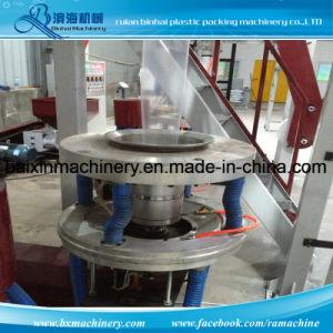 Good Screw and Rotary Head Die Film Blowing Machine pictures & photos