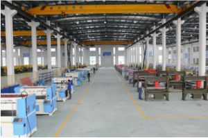 Double Side Feeding Hydraulic PVC Cutting Machine pictures & photos
