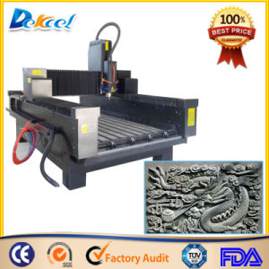 China 5.5kw Spindle CNC Marble Stone Engraving Machine pictures & photos