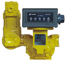 High Accuracy Positive Displacement Fuel Flow Meter pictures & photos