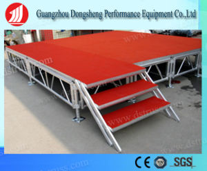 High Quality Stage Board/Stage Brace/Stage Stand/Tude/Adjustable Base for Aluminum Stage pictures & photos