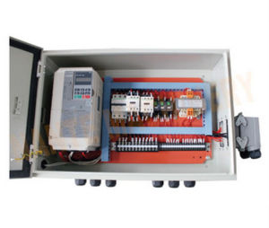 End Carriage Control Panel for Crane pictures & photos