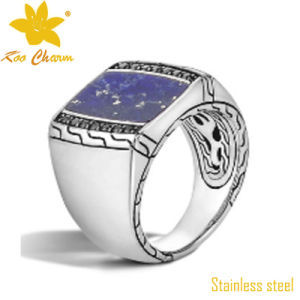 SSR-010 New Fashion Stainless Steel Four Finger Ring pictures & photos