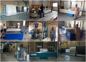 Automatic Processing Double Glass Machine pictures & photos