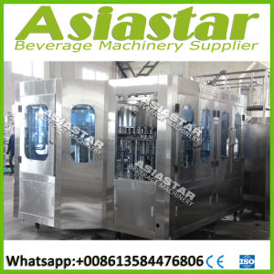 High Speed Automatic 1.5L-4.5L Bottle Water Filling Packing Machine pictures & photos