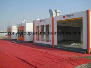 Jiangsu Zongyi Spray Booth Ce High Quality Environmental Manufacturer pictures & photos