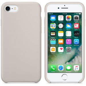 Soft Silicone Mobile Phone Case for iPhone 7 / 7 Plus Mix Color pictures & photos