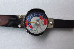 Exchangeable Dial Torque Wrench Dial Indicating Newton Meter pictures & photos