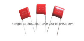 Cl21 Mef Metallized Polyester Film Capacitor for Lighting pictures & photos