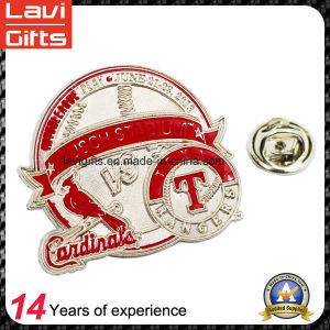Promotion Gift Customize Enamel Souvenir Lapel Pin pictures & photos