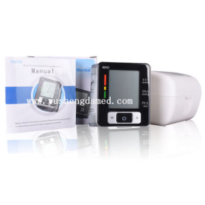 Ysd733 Digital Medical Equipment Wrist Blood Pressure Monitor pictures & photos
