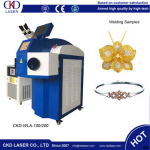 Hot Selling Jewelry Laser Spot Welding Machine Price pictures & photos