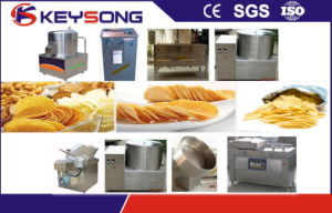 Industrial Potato Chips Production Line pictures & photos