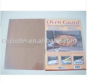 Hot Selling PTFE Baking Sheet Oven Liner Teflon Coated Fiberglass pictures & photos