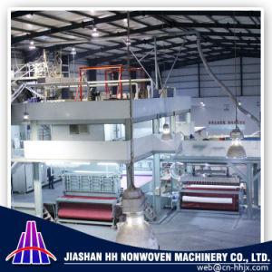 1.6m SMS PP Spunbond Nonwoven Fabric Machine pictures & photos