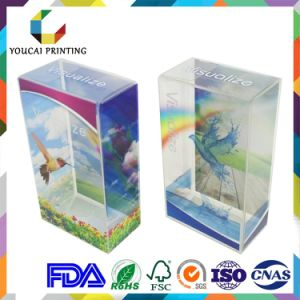 China Factory OEM Clear Box for Cosmetic Products Packaging pictures & photos