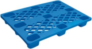 High Quality HDPE Plastic Pallet pictures & photos