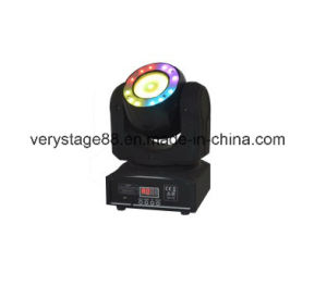 New Mini 40W Moving Head Beam Light with Halo pictures & photos