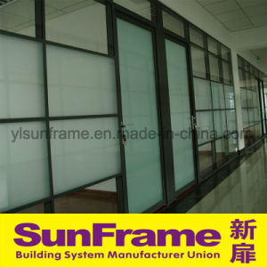 Partition Wall with Film Glasses pictures & photos