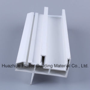 PVC Profiles for Windows and Doors, Lead-Free Profile