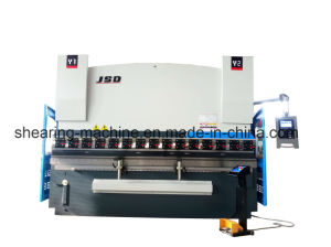 Jsd 3m Hydraulic Synchronous CNC Press Brake for Sale pictures & photos