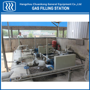 Lcng Skid-Mounted Filling Station pictures & photos