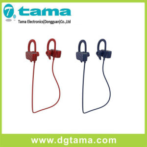 Music Sport Bluetooth Neckband Headphone Comfortable Silicone Eartips pictures & photos
