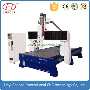 3D CNC Routers Engraver with 180 Degree Swing Head pictures & photos