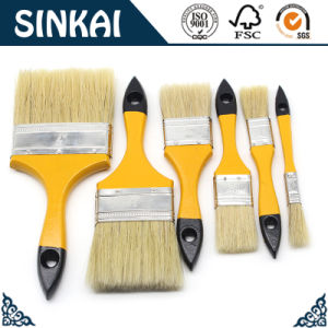 Philippines Oval Paint Brush with Good Price pictures & photos