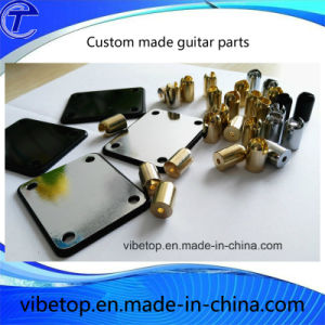China Manufacturers Provide OEM Custom Guitar Metal Part/Tuner/Backboard pictures & photos