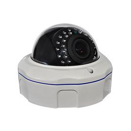 2017 New Technology 5.0 Megapixel 2.8-12mm CCTV IP Dome Camera with Poe