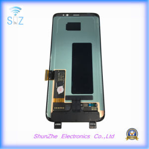 Mobile Smart Cell Phone Touch Screen LCD for Samsung S8 Edge Displayer G9500 G950f pictures & photos