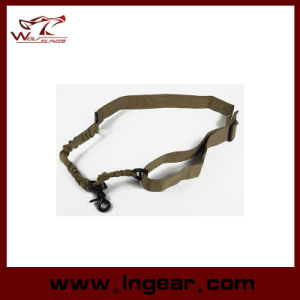 Adjustable Nylon One Single Point Tactical Rifle Airsoft Sling Strap System pictures & photos
