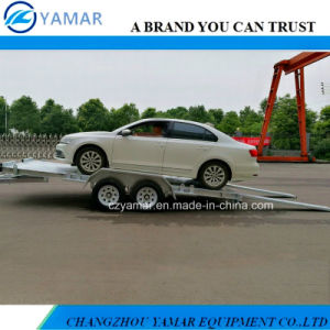 2m Wide 5m Length Car Trailer pictures & photos