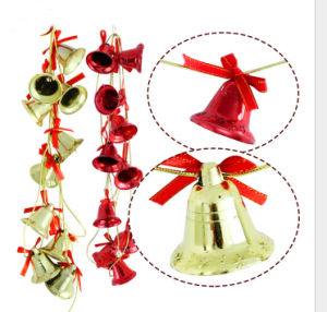 OEM Colorful Christmas Jingle Bell for Hang Decoration pictures & photos