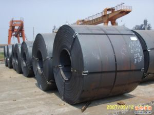 Hot Rolled Steel Coil Q235B Ss400 A36 St37-2 pictures & photos