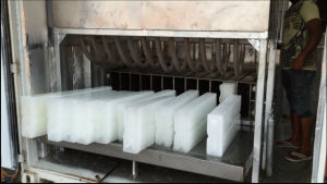 10t/Day Ice Maker Salt Water Commercial Ice Maker pictures & photos
