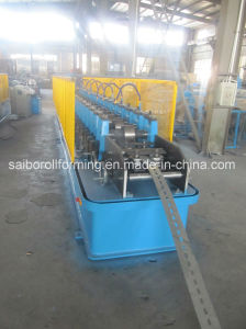 Guide Rail Roll Forming Machine Yx21-41 pictures & photos