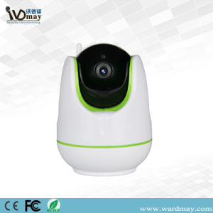 Security Wdm Alarm System 1.3m New Design Smart WiFi IP Camera with SD Card pictures & photos