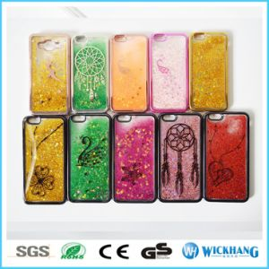Liquid Glitter Water Bling Sparkly TPU Hard Case for iPhone 6 7 Plus pictures & photos