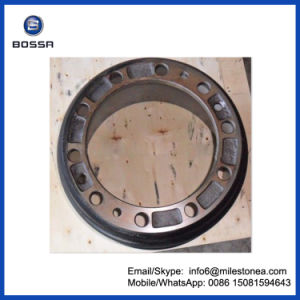 Truck Parts Brake Drum 3171744 / 1075306 for Volov Truck pictures & photos